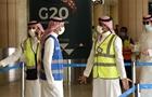 疫情下的沙特机场