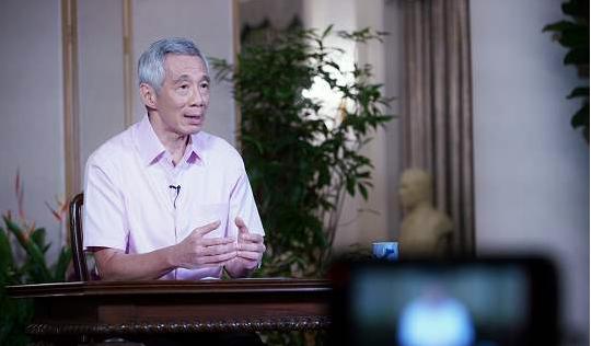 新加坡总理呼吁各国紧密合作抗击新冠疫情
