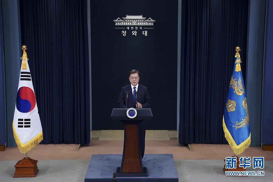 文在寅发表就职三周年特别讲话:将进一步完善韩国防疫体系