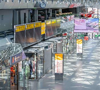 疫情致客流下跌 柏林最大机场计划暂时关闭