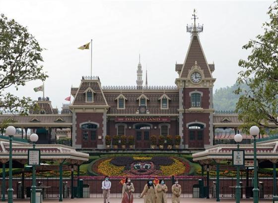 香港迪士尼乐园筹备重开 将实施多项防疫措施