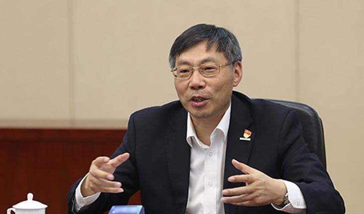 孙丕恕代表:加强数据连接 推动创新应用