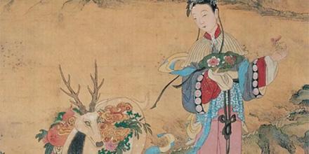 灵芝背后的中国传统故事