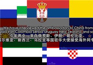 【驻华大使看两会】特殊之年的中国两会对世界十分重要