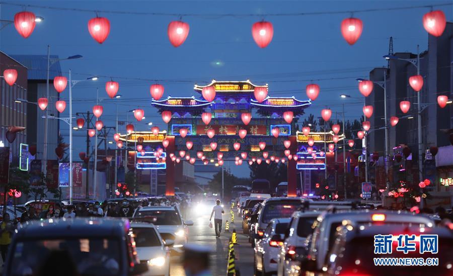 辽宁辽阳:改善人居环境 建设美丽乡村