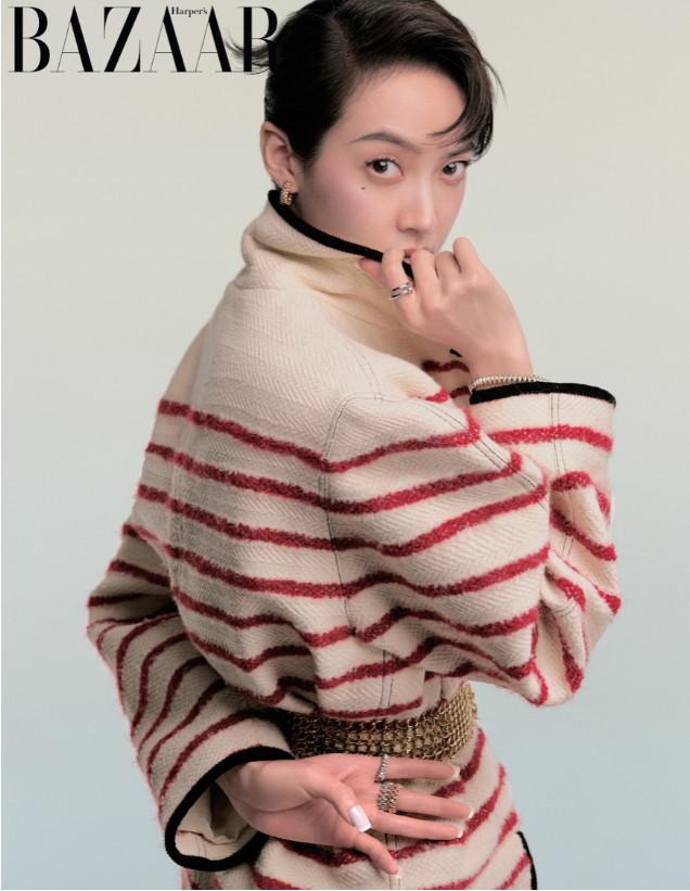 宋茜复古大片 全新演绎经典时尚