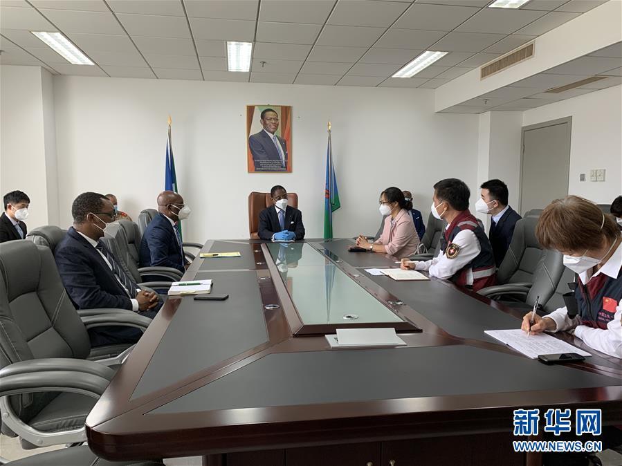 赤道几内亚总理感谢中国协助抗疫