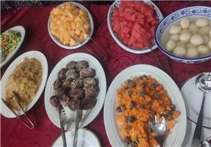 馋涎欲滴!孟加拉国驻华大使请吃大餐