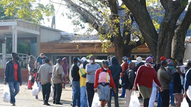 新冠肺炎疫情下的南非