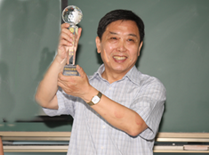 中国药科大学名师退休 海内外弟子同上