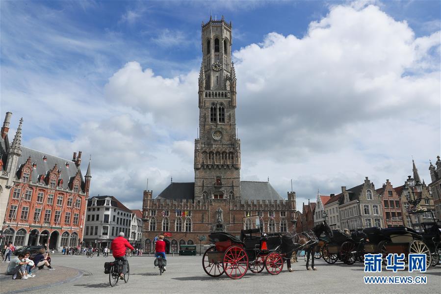 疫情下的比利时布鲁日