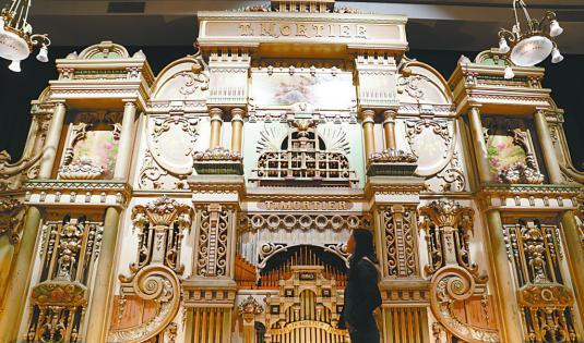 自动乐器,这家荷兰博物馆最多