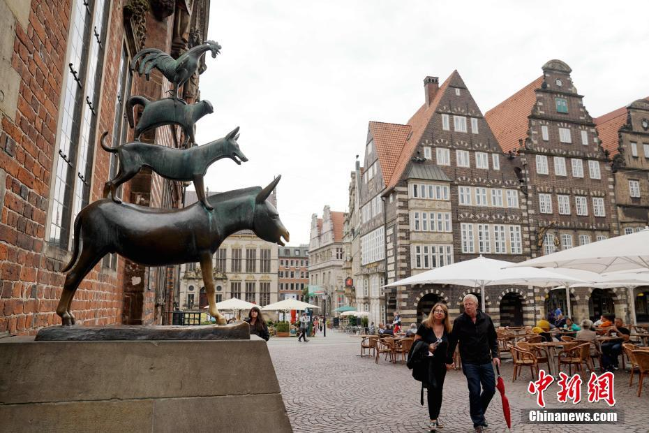 """德国""""童话之城""""的解封时光"""