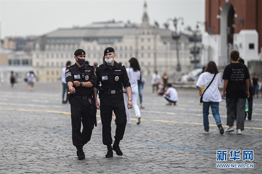 俄罗斯累计病例超70万