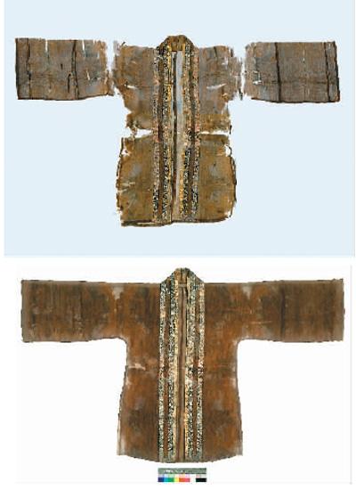 纺织品修复师:针线缝岁月 妙手还光华