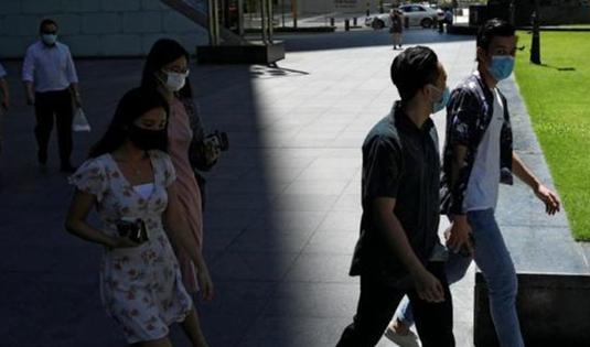 新加坡要求居家隔离的入境者必须佩戴电子追踪器