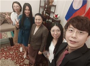 """老挝驻华大使请你吃""""饭"""""""