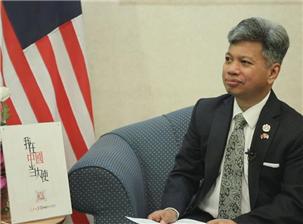 马来西亚驻华大使:拉惹·拿督·努西尔万