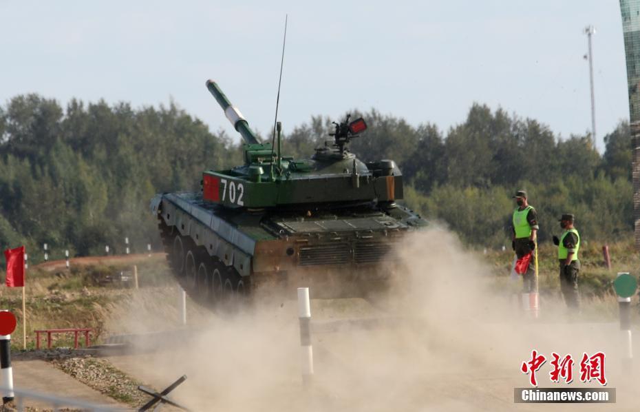 """""""国际军事比赛-2020""""暨""""军队-2020""""论坛在俄开幕"""