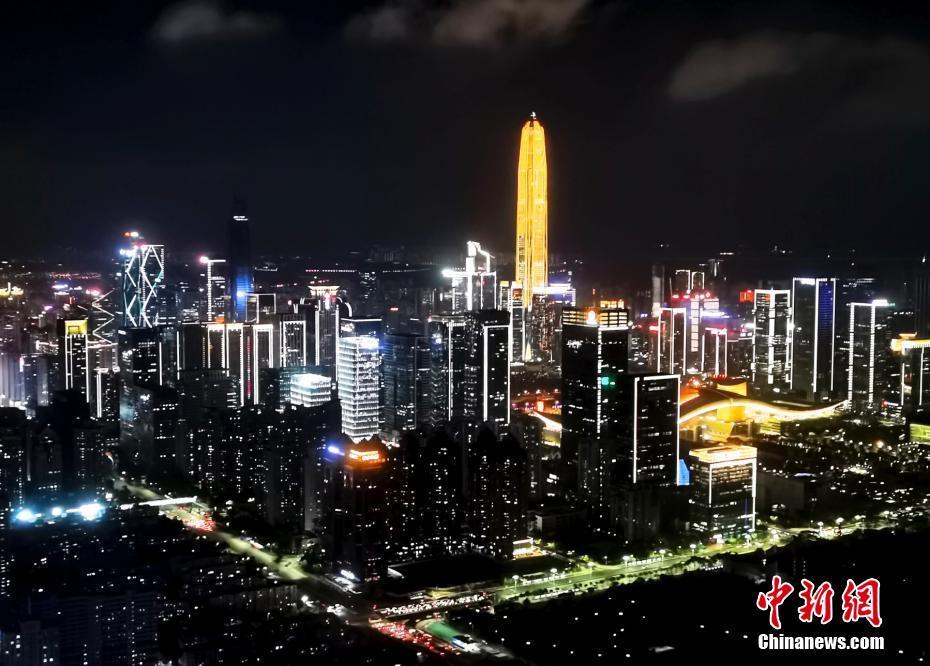 特区成立40年 深圳再出发