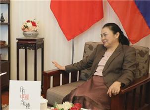 老挝驻华大使:坎葆·恩塔万