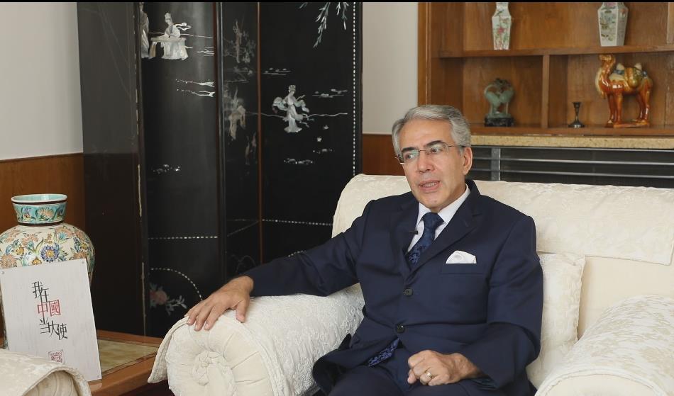阿尔及利亚驻华大使:艾哈桑·布哈利法