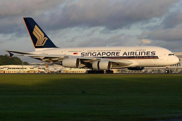 新加坡航空集团将减少约4300个职位