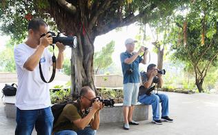 佛山市顺德区右滩摄影大赛 用镜头定格温暖瞬间