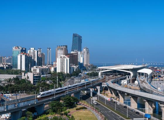 澳门轻轨石排湾线主体工程开标 预计年底动工