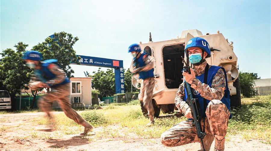 支持联合国事业,中国言出必行