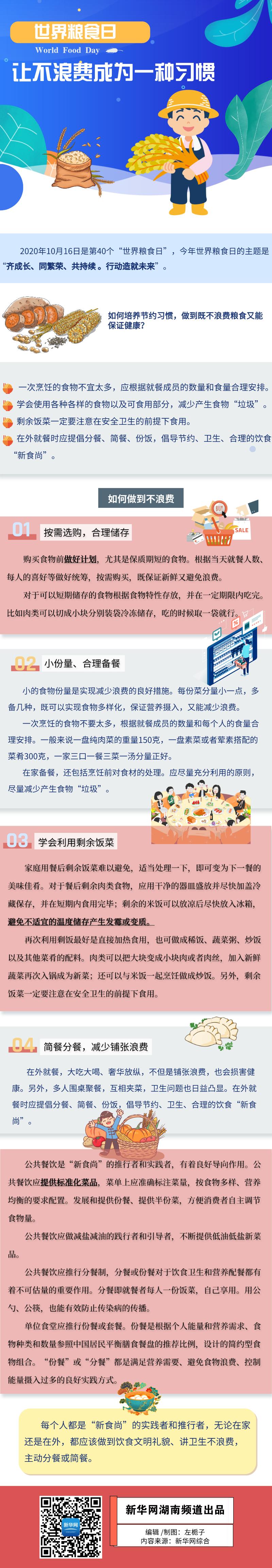 赢咖3娱乐登录世界粮食日 让不浪费成为一种习惯(图2)