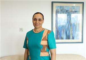 莫桑比克驻华大使:玛丽亚·古斯塔瓦