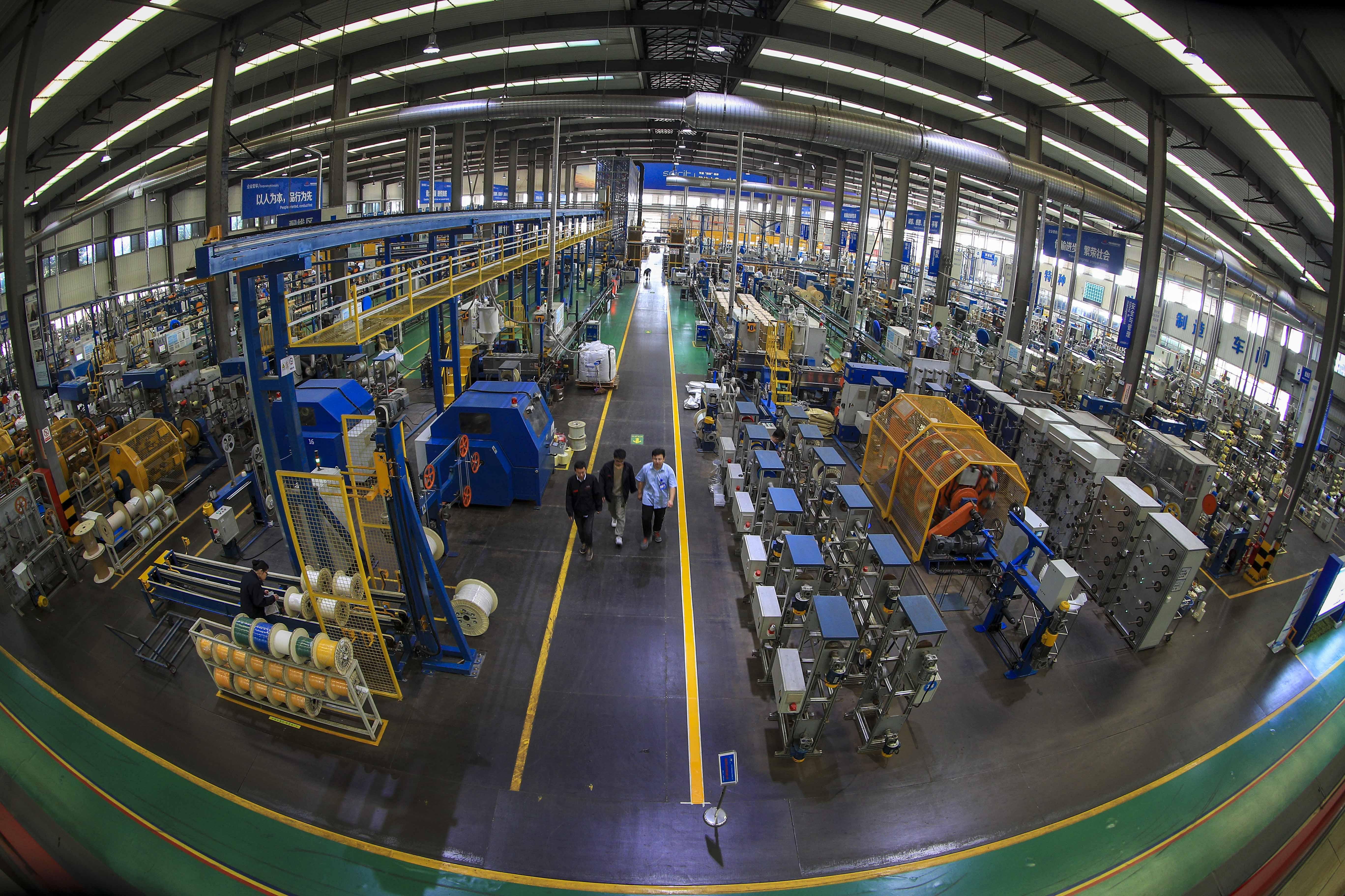 江苏吴江:亨通光电以创新技术助力新基建