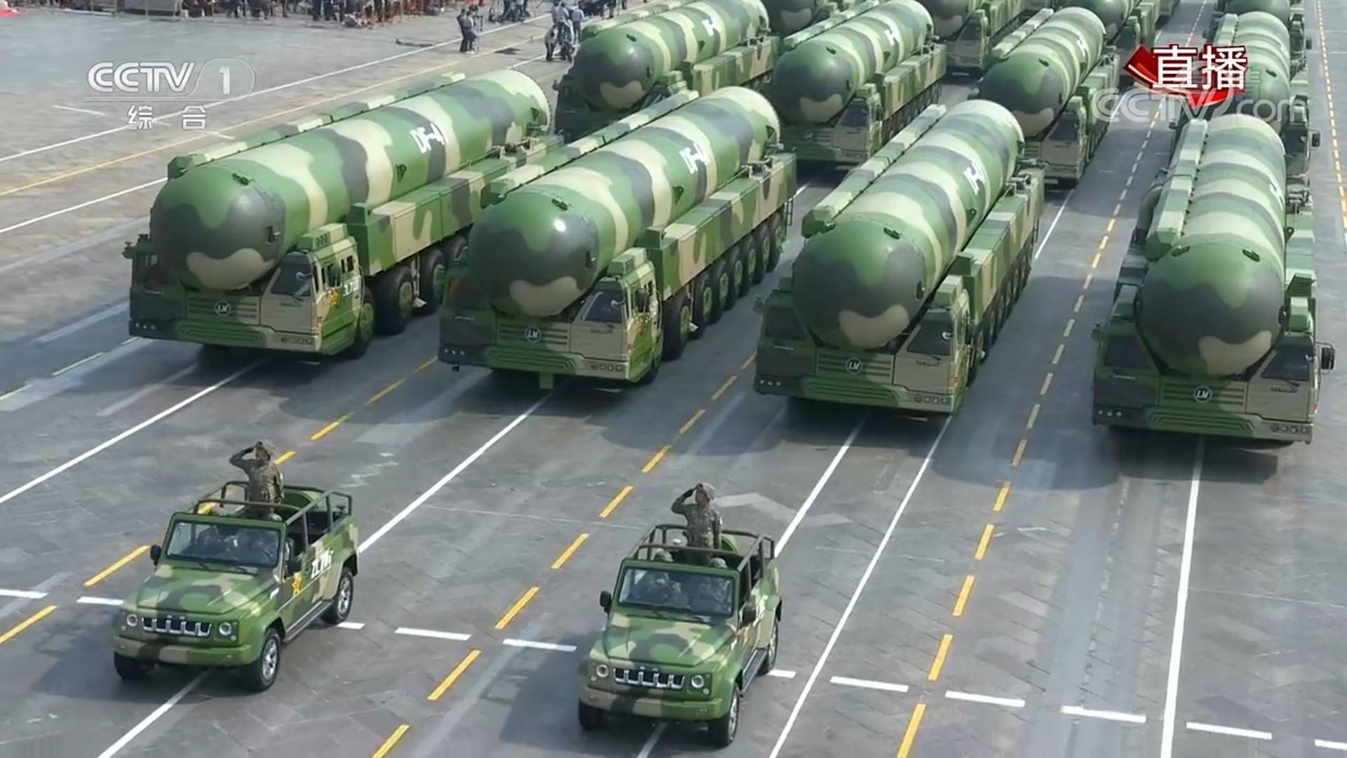 东风-17进驻福建广东 台媒:主要目标在于威慑
