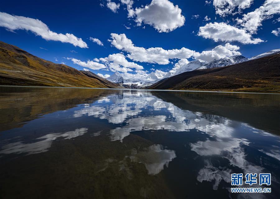 藏北深处的秘境——萨普雪山