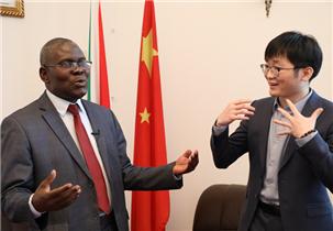 """布隆迪驻华大使的""""中国胃"""""""