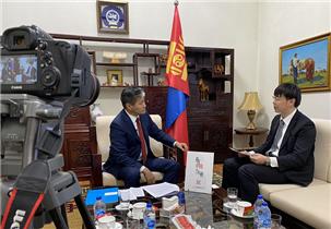 3万只羊持续刷屏,蒙古国驻华大使独家回应
