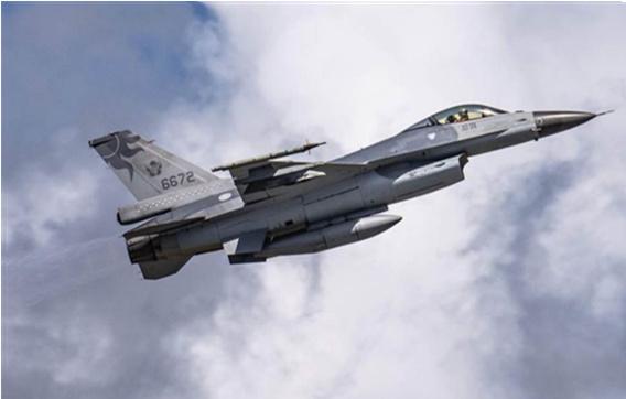 台军F-16失事战机队长尚未寻获 同队士官长自杀身亡