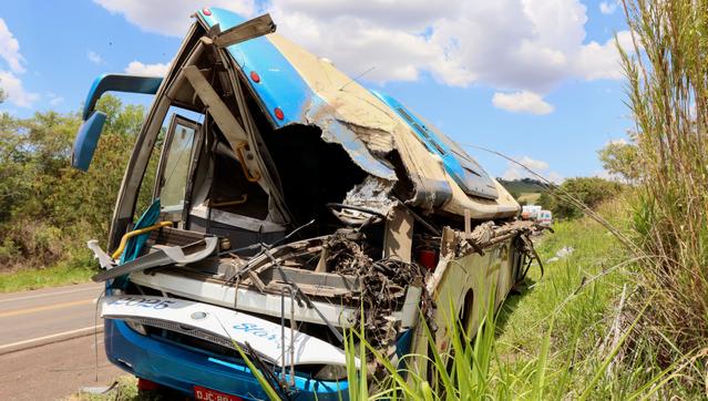 巴西发生重大撞车事故