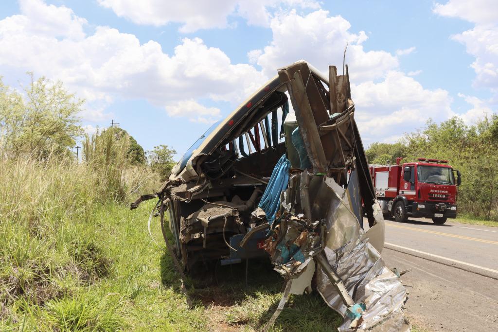 巴西发生重大交通事故 至少41人死亡
