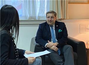克罗地亚驻华大使:达里欧·米海林
