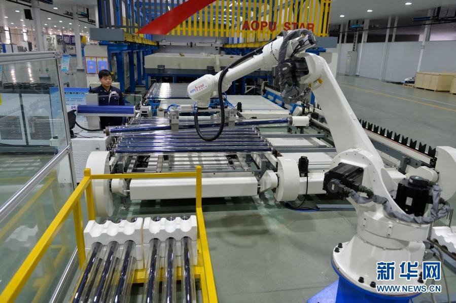 河北威县:新能源产业释放经济新动能