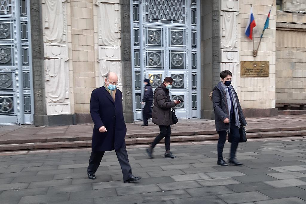 俄扩大禁入俄境的欧盟成员国公民名单