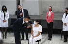 墨西哥开始新冠疫苗接种