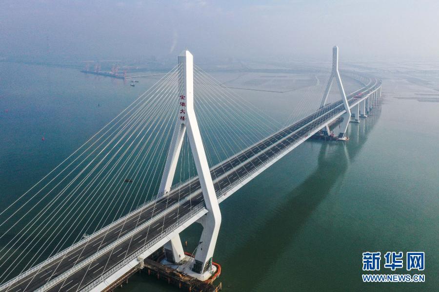 潮汕环线高速公路建成通车