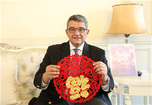 埃及驻华大使:穆罕默德·巴德里