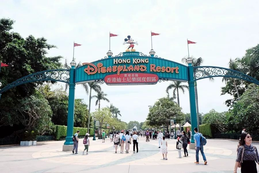 香港迪士尼乐园(资料图)