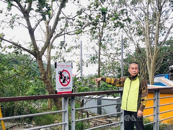 春节将至台东县政府呼游客勿野外逗弄喂食猴子