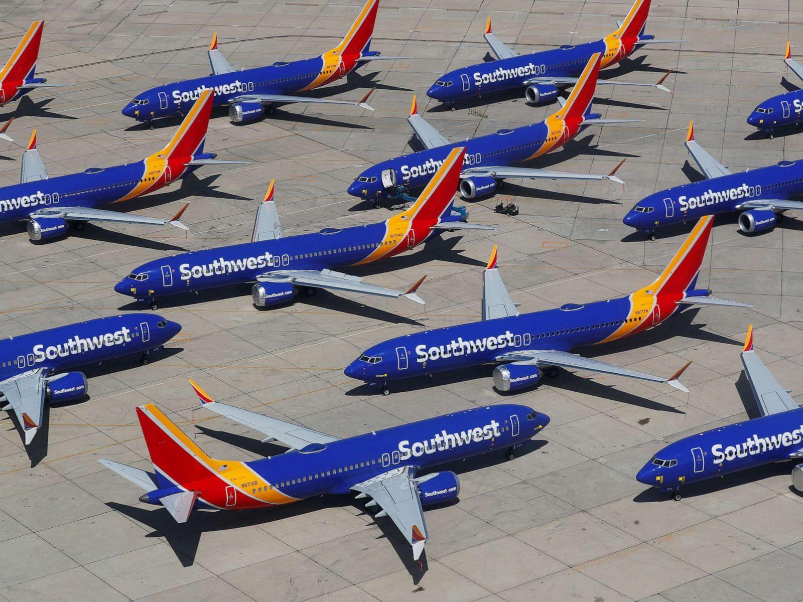 波音最新声明:737MAX预计2020年中旬复飞