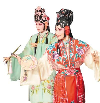台湾:传统戏曲 别样演绎